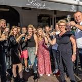 Luigi's eten en drinken in Harderwijk