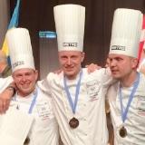 Jan Smink door naar wereldfinale Bocuse d'Or
