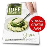 Nieuwe editie IDEE! inspiratiemagazine