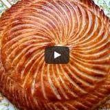 Gâteau Pithiviers: amandel klassieker