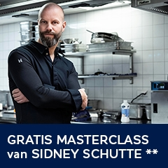 Masterclass van Sidney Schutte