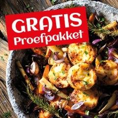 Gratis Proefpakket paddenstoel gratins