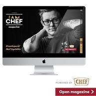 Nieuw IAMCHEF magazine