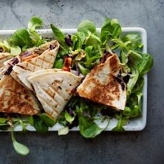 Tips voor snelle vega Streetfood