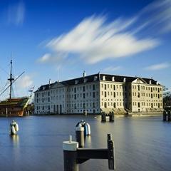 Chef de partie Het Scheepvaartmuseum