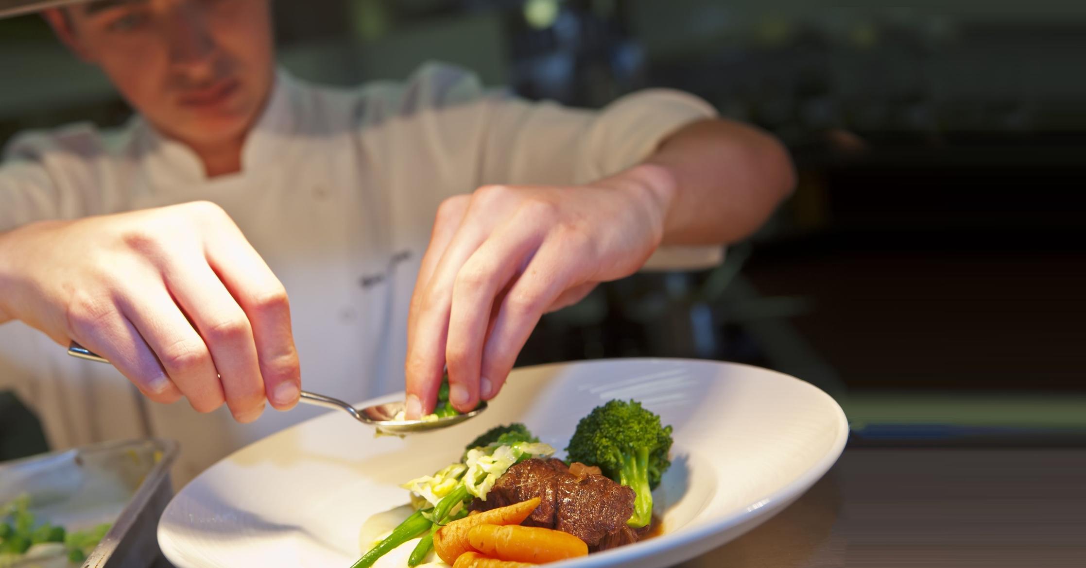 Eenvoudig koks vinden eenvoudig werk vinden kokswereld